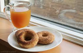 Cider and Donuts Train Ride